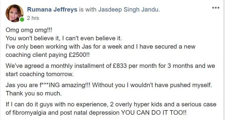 Jasdeep Singh – Traffic Masters Class Screenshot neww
